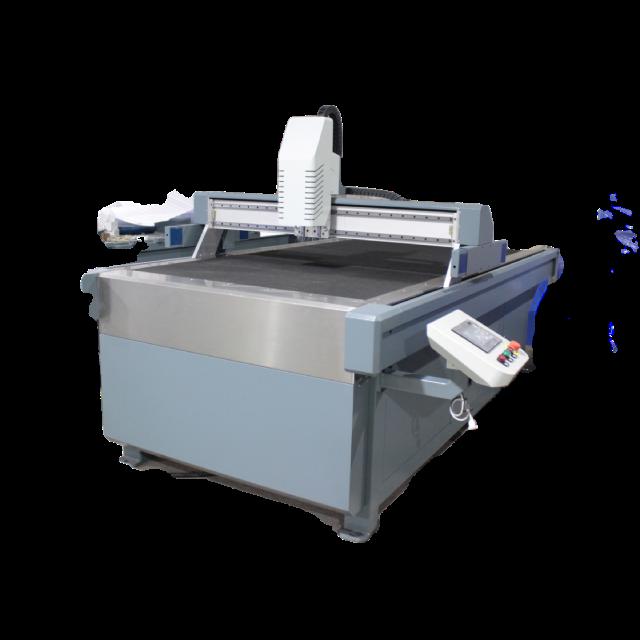 CNC Flatbed Packaging Foam carton/Box Cutter