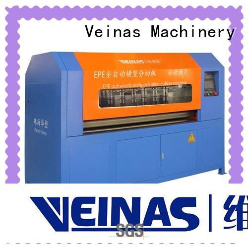 Veinas sheet industrial foam cutter for sale for workshop