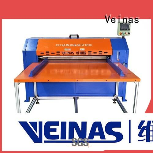 Veinas safe EPE foam cutting machine easy use for wrapper