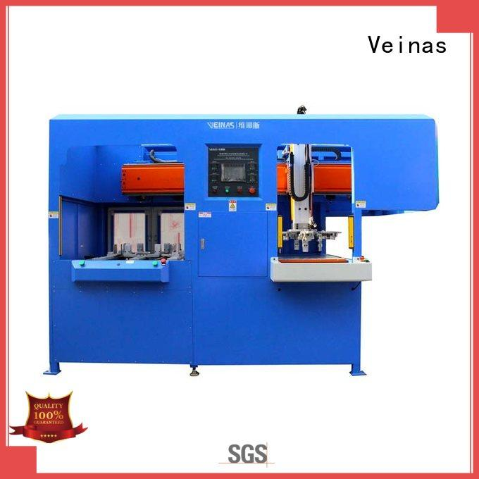 Veinas machine hotair for foam Veinas