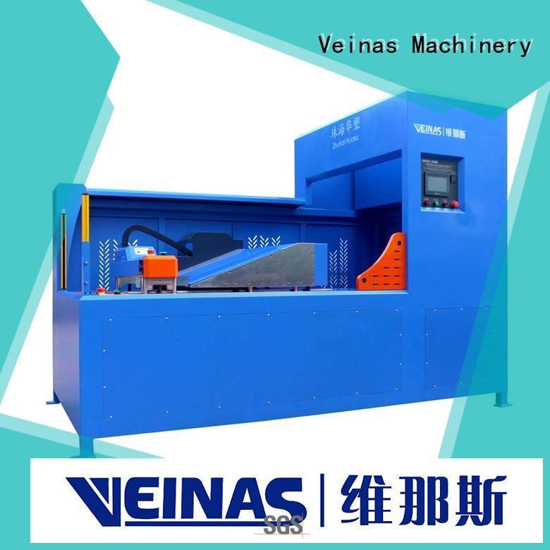 Veinas precision EPE foam machine Easy maintenance for laminating
