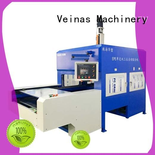 Veinas stable industrial laminating machine manufacturers for sale for packing material