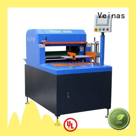 feeding laminating epe Veinas Brand thermal lamination machine factory