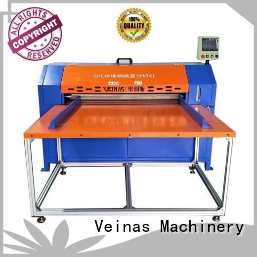 Veinas hispeed epe foam cutting machine proce in india high speed for wrapper