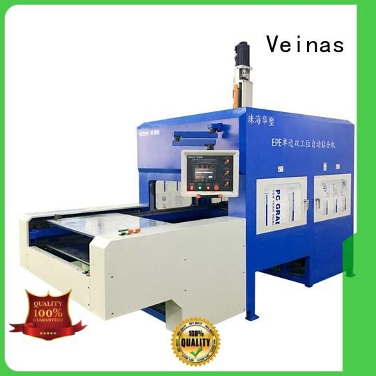 stable plastic lamination machine shaped Easy maintenance for packing material