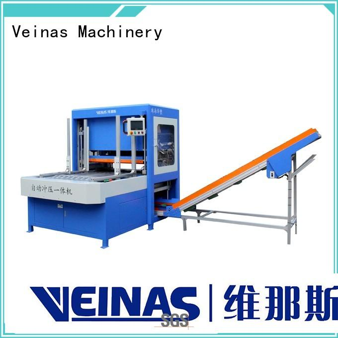 precision round hole punching machine machine easy use for packing plant