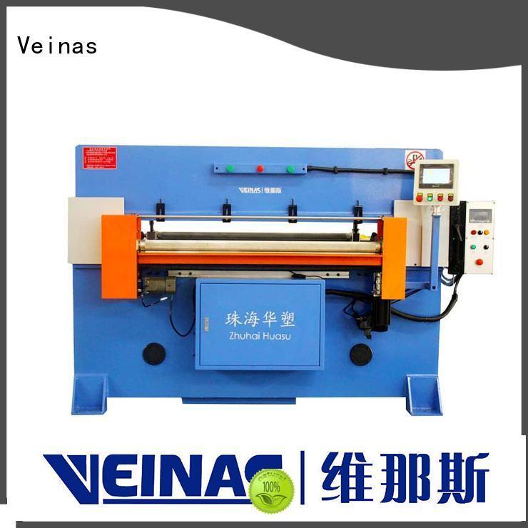 Veinas autobalance hydraulic shearing machine promotion for factory