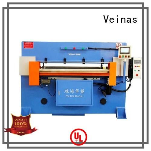 high efficiency hydraulic shearing machine feeding simple operation for shoes factory