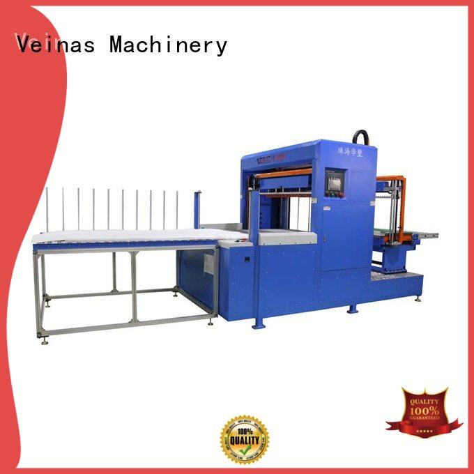 Veinas epe vertical foam cutting machine easy use for factory