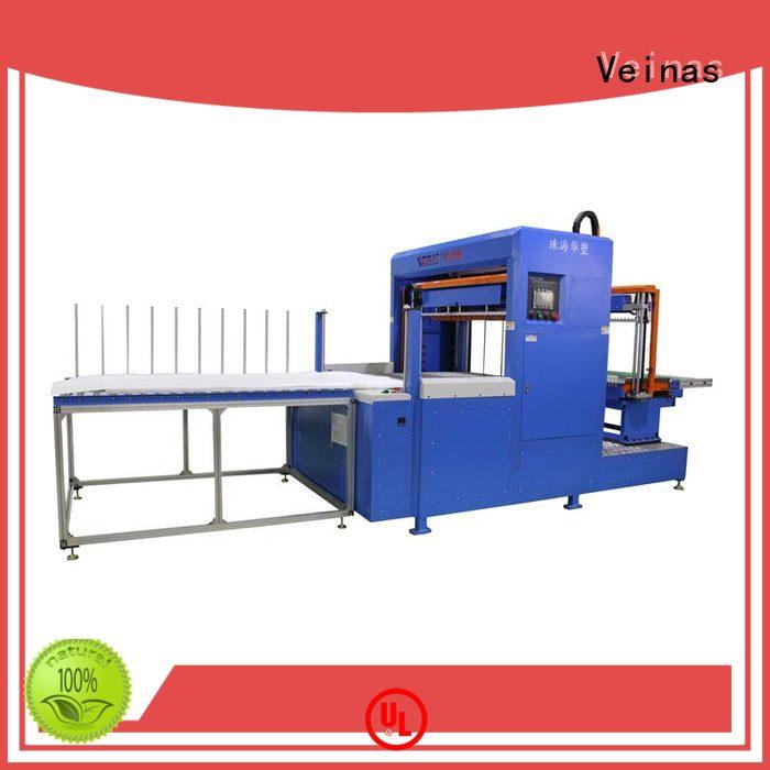 Veinas flexible epe foam cutter and presser supplier for factory