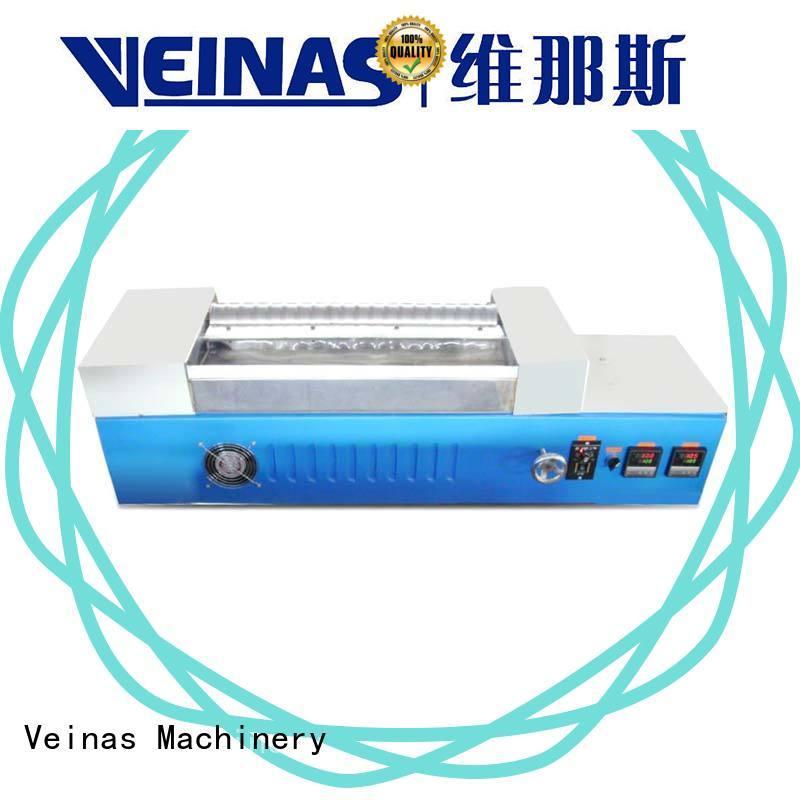 Veinas waste epe foam sheet machine manufacturers high speed for bonding factory