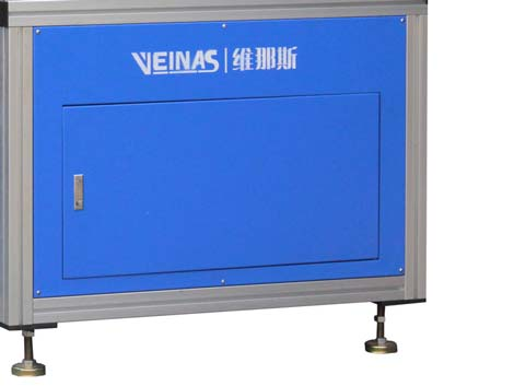 Veinas smooth bonding machine high efficiency for packing material-4