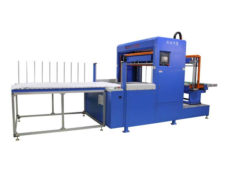 Veinas machine hot wire foam cutting machine use in construction industry high speed for cutting
