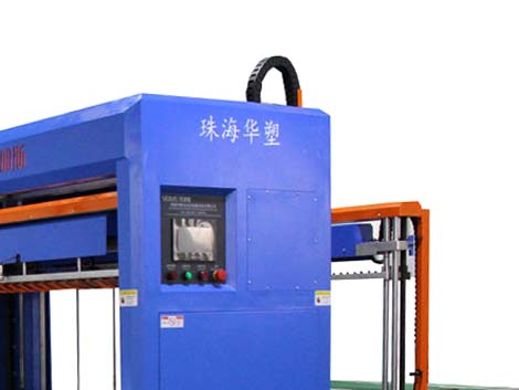 Veinas machine hot wire foam cutting machine use in construction industry high speed for cutting-2
