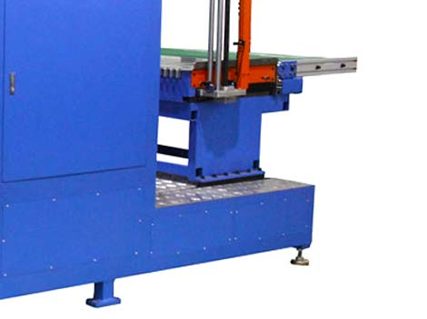 Veinas machine hot wire foam cutting machine use in construction industry high speed for cutting-4