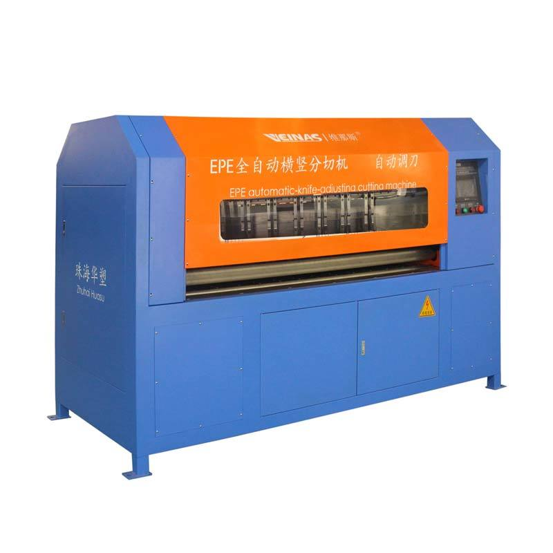 foam board cutting machine cutting slitting machine Veinas Brand