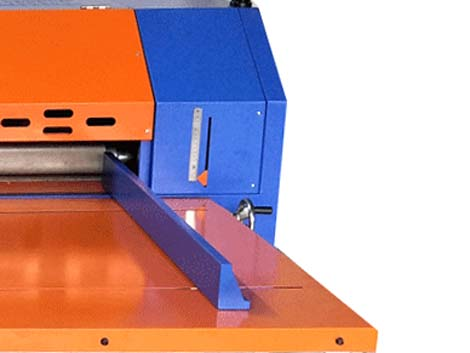 EPE Length And Breadth Cutting Machine-2