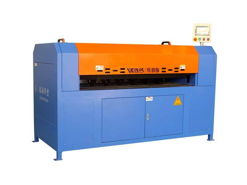 Veinas safe epe foam cutting machine easy use for workshop