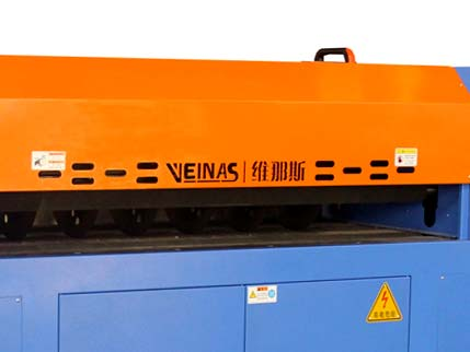 Veinas safe epe foam cutting machine easy use for workshop-2
