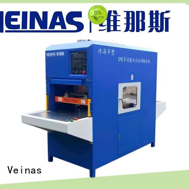 Veinas lamination machine price Simple operation for workshop