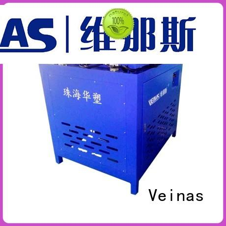 Veinas adjusted vertical foam cutting machine high speed for factory