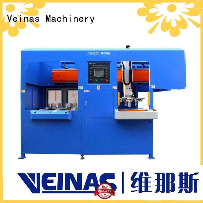 Veinas stable lamination machine price high efficiency for workshop