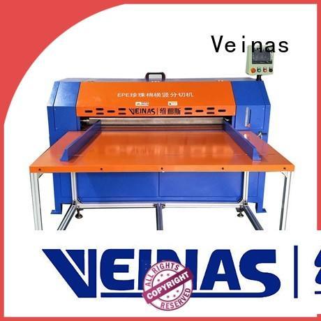 Veinas safe slitting machine high speed for workshop