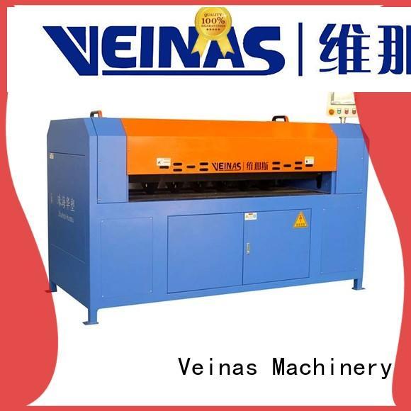 Veinas manual EPE foam cutting machine energy saving for foam