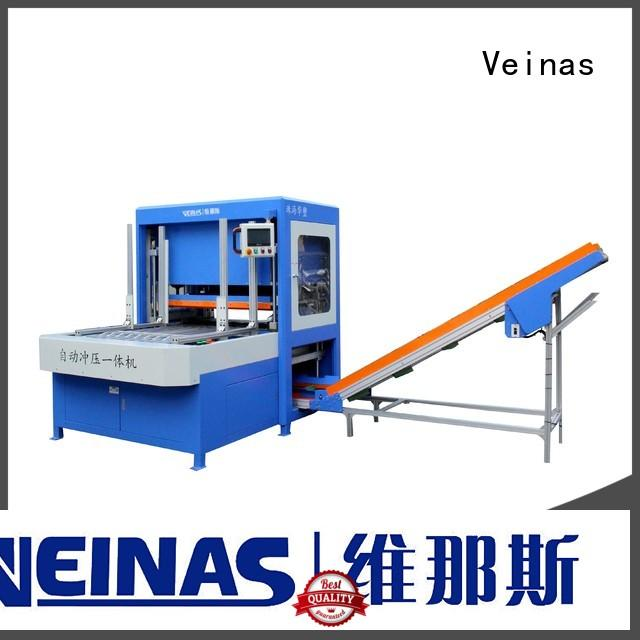 Veinas professional EPE punching machine high quality for packing plant