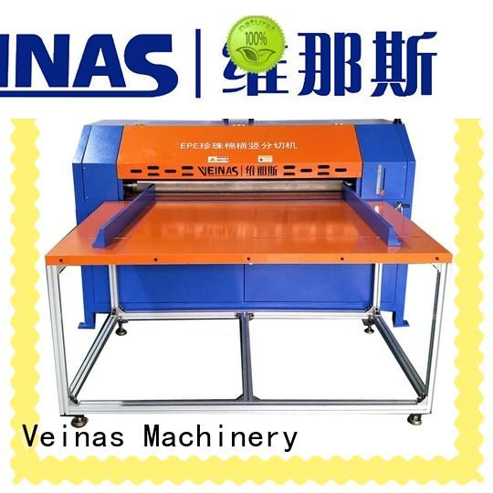 automaticknifeadjusting foam cutting machine price easy use for foam Veinas