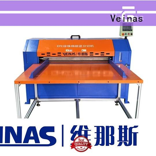 Veinas machine hot wire foam cutting machine use in construction industry energy saving for factory