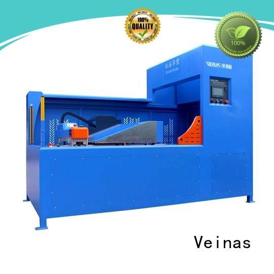 right protective lamination machine price angle discharging Veinas company