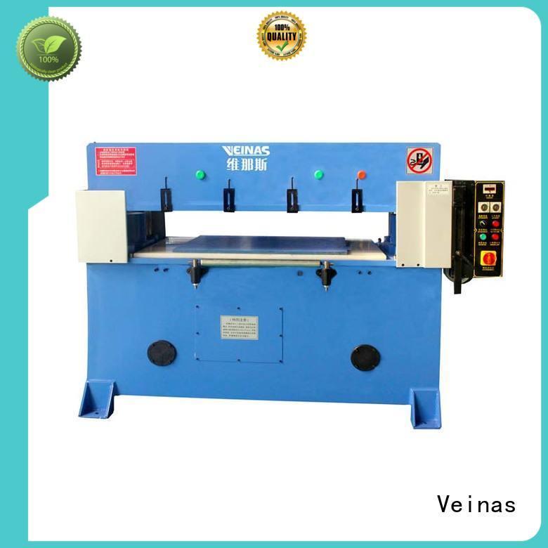 hydraulic angle cutting machine hydraulic autobalance automatic Veinas Brand company