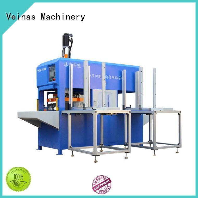 Veinas precision plastic lamination machine factory price