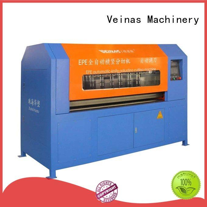 Veinas automaticknifeadjusting slitting cutter supplier for foam