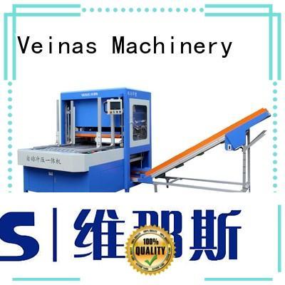 Veinas powerful EPE foam punching machine supply for packing plant