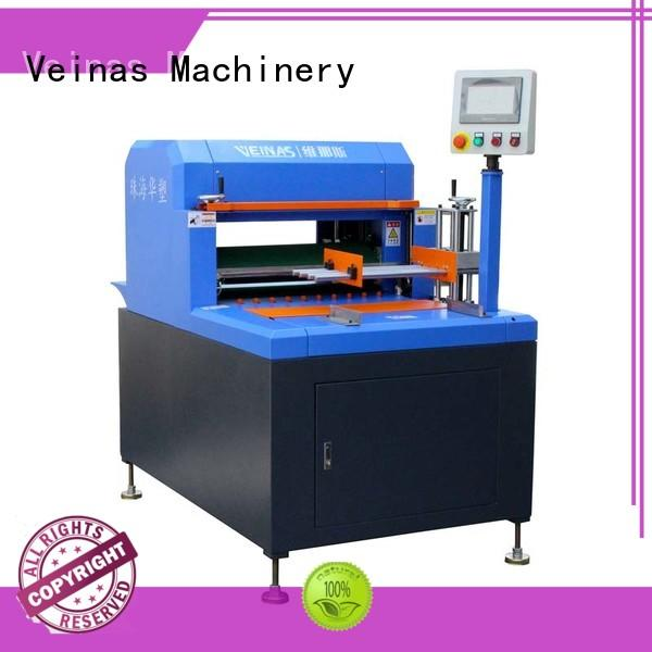 Veinas irregular Veinas machine factory price for laminating
