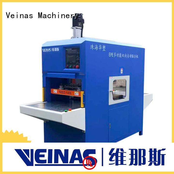 Veinas precision EPE foam automation machine manufacturer for workshop
