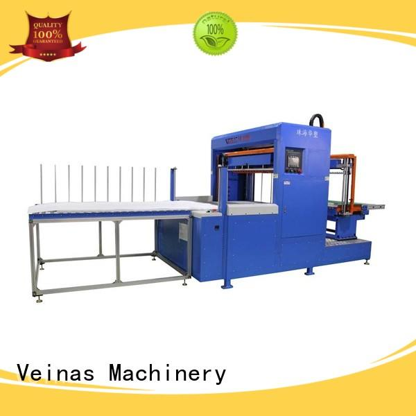 Veinas professional veinas epe foam cutting machine price easy use for wrapper