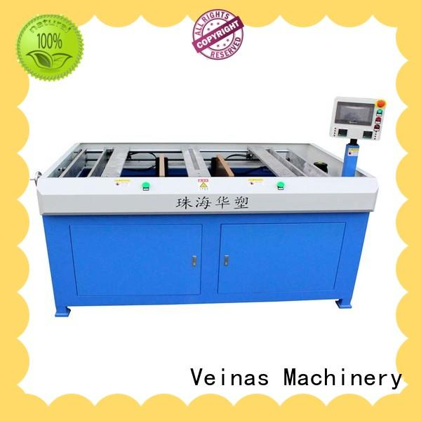 Veinas grooving automation machine builders wholesale for factory
