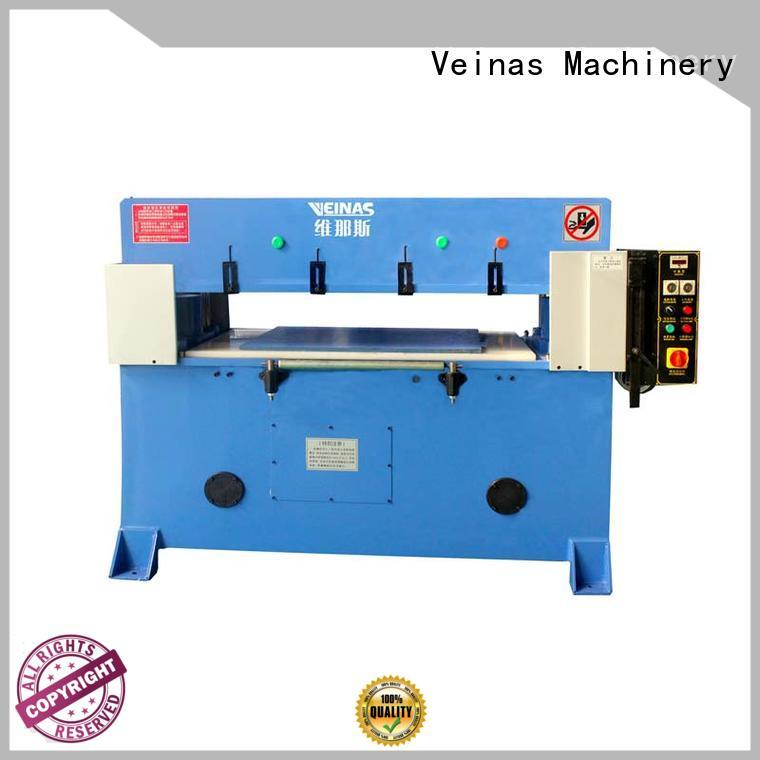Veinas roller hydraulic shear simple operation for packing plant