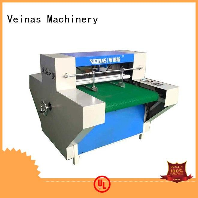 Veinas right custom built machinery high speed for workshop