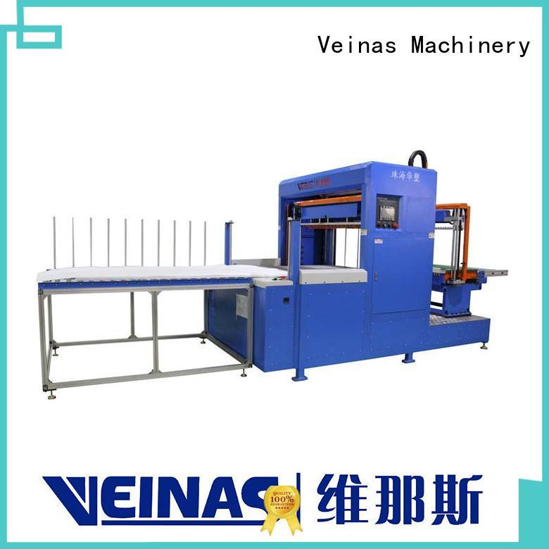 Veinas epe 9 18 epe foam cutting machine in india for sale for foam