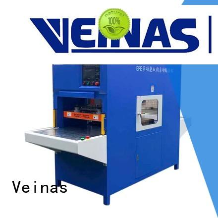 Veinas precision lamination machine price list manufacturer for workshop