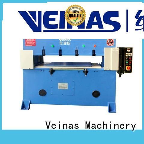 Veinas flexible hydraulic shearing machine energy saving for packing plant