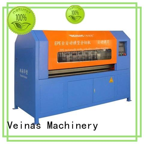 Veinas professional epe foam cutting machine proce in india easy use for factory