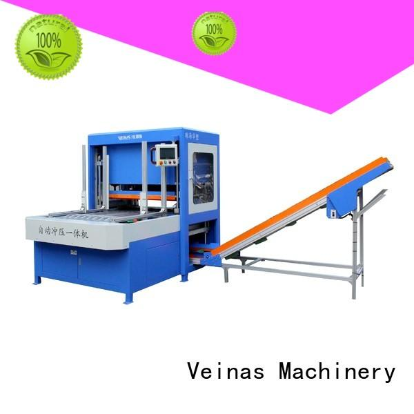 Veinas precision EPE punching machine easy use for factory