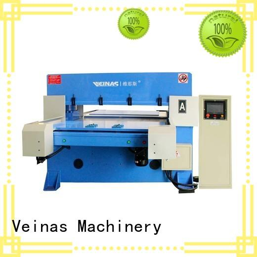 Veinas machine hydraulic shear manufacturer for packing plant
