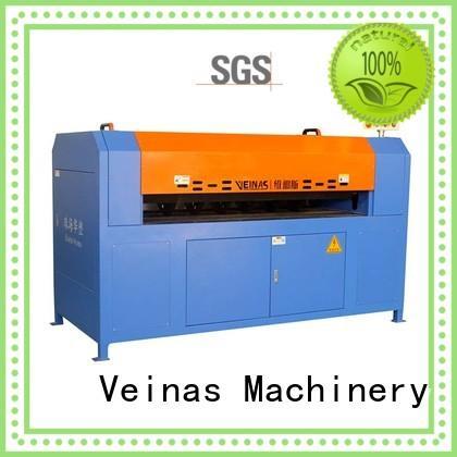 Veinas durable foam cutting machine manufacturers high speed for foam