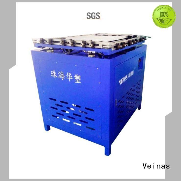 Veinas durable hot wire foam cutting machine use in construction industry high speed for cutting